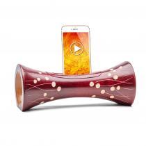 Mangobeat - MANGOBEAT - Support de téléphone et station d'accueil en bois