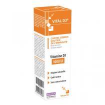 Ineldea Santé naturelle - Vital-D3 1000UI 20 ml
