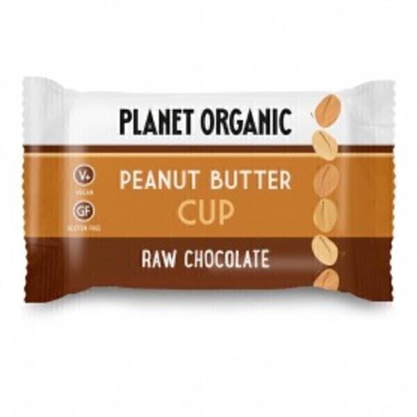 Planet Organic - Cup Beurre de Cacahuètes 25g Bio