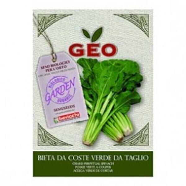 Géo - Semences pour Poirée Verte à couper Bio 10g