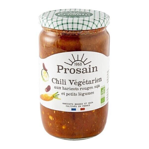 ProSain - Chili végétarien 670g bio