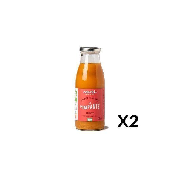 Ederki - Velouté de carottes lot de 2