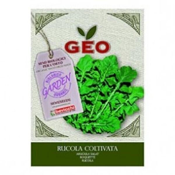 Géo - Semences pour Roquette Bio 30g