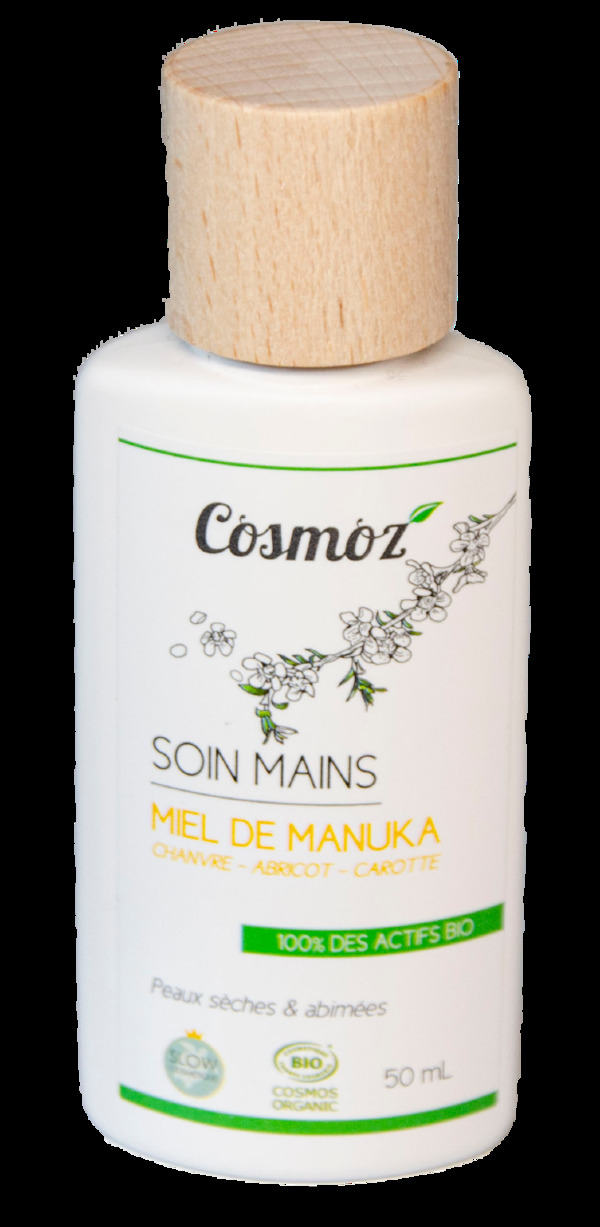 Cosmoz - Soin mains