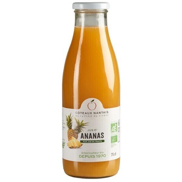 Côteaux Nantais - Jus ananas 75 cl