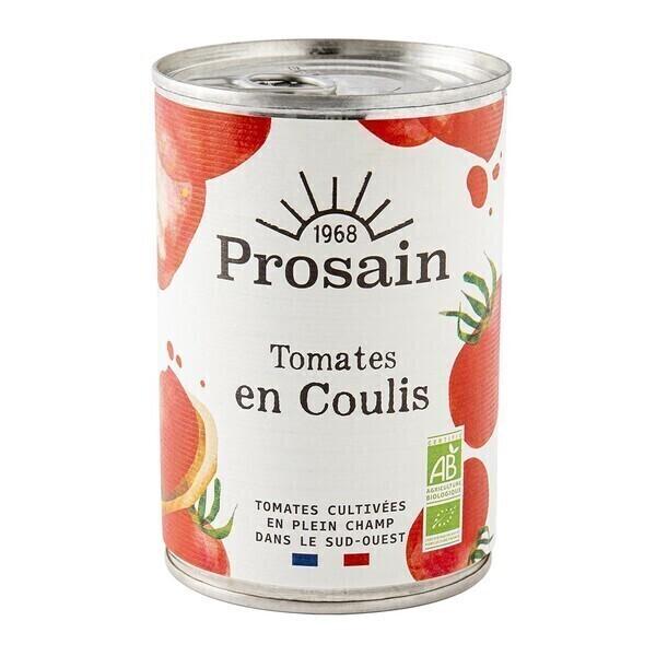 ProSain - Coulis de tomates 410 gr bio