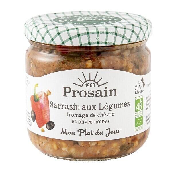 ProSain - Sarrasin aux légumes 365g bio