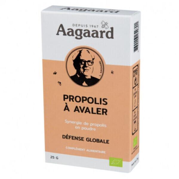 Aagaard Propolis - Propolis à avaler - 25 gr