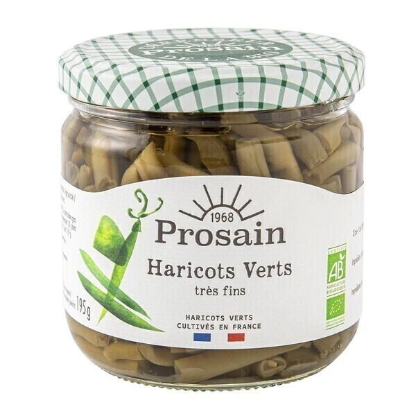 ProSain - Haricots verts très fins 38,8cl bio