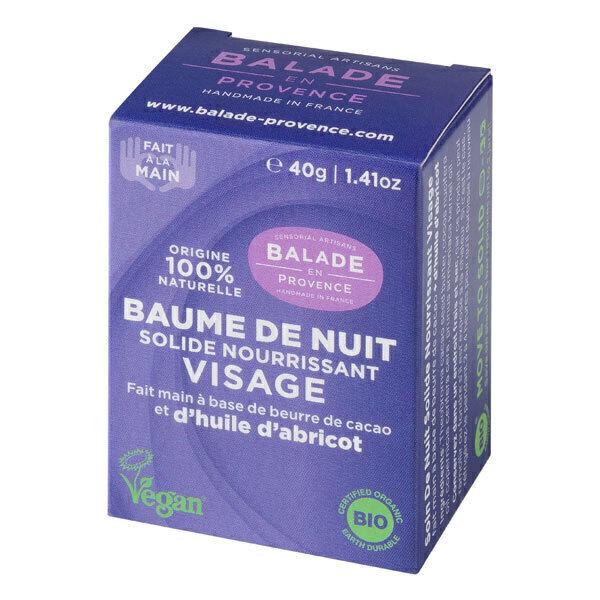 Balade en Provence - Baume de nuit solide 40g