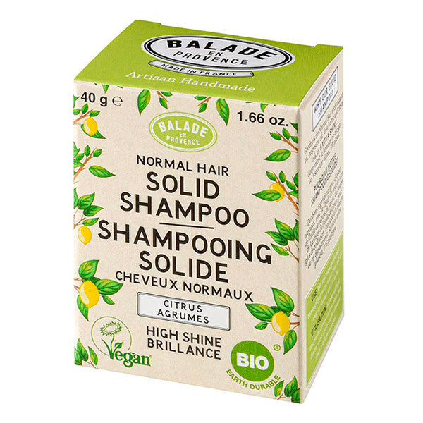 Balade en Provence - Shampoing solide brillance tous cheveux 40g