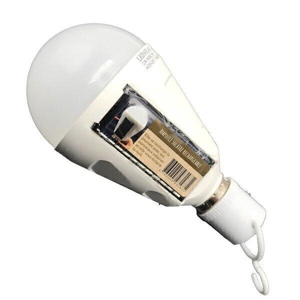 Artemis Nature - Ampoule solaire Rechargeable