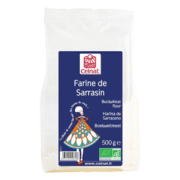 Celnat - Farine de sarrasin origine France 500g
