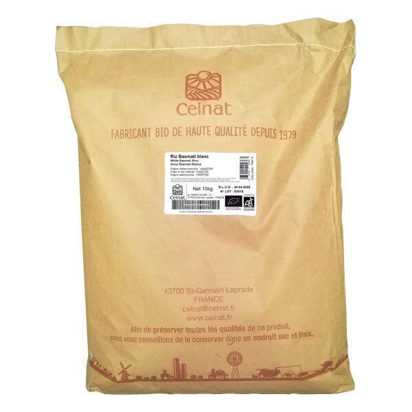 Celnat - Riz basmati blanc 10kg
