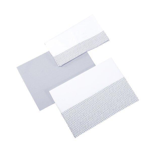 Micuna - Parure de draps pour mini-berceau 100% coton