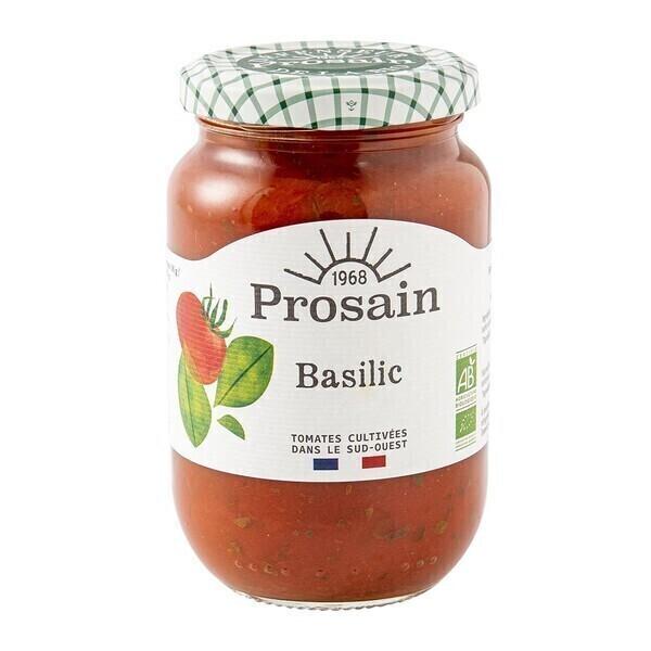 ProSain - Sauce tomate basilic 200g bio