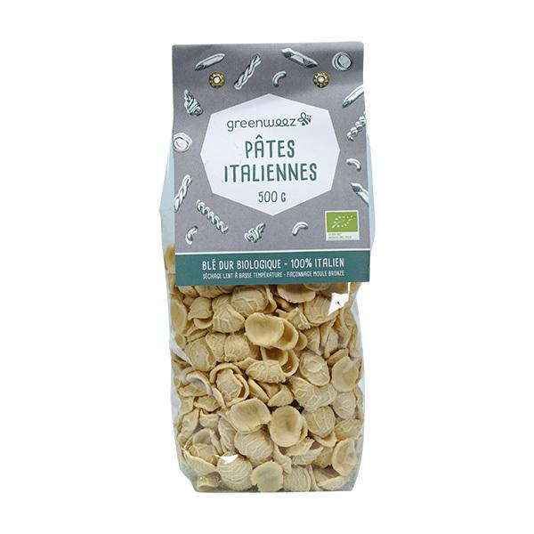 Greenweez - Orecchiette pâtes italiennes bio 500g