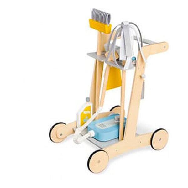 Pinolino - Chariot de ménage Pia - Dès 3 ans