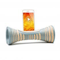 Mangobeat - MANGOBEAT - Amplificateur de Son - Enceinte naturelle en bois
