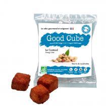 Good Cube - Sables bio au beurre de cacahuetes - Le Costaud