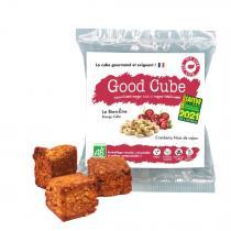 Good Cube - Biscuits bio aux noix de cajou et cranberries - Le Bien-Etre