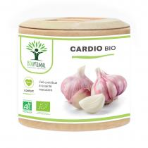 Bioptimal - Cardio - Complement alimentaire - Contre la tension - 60 gelules