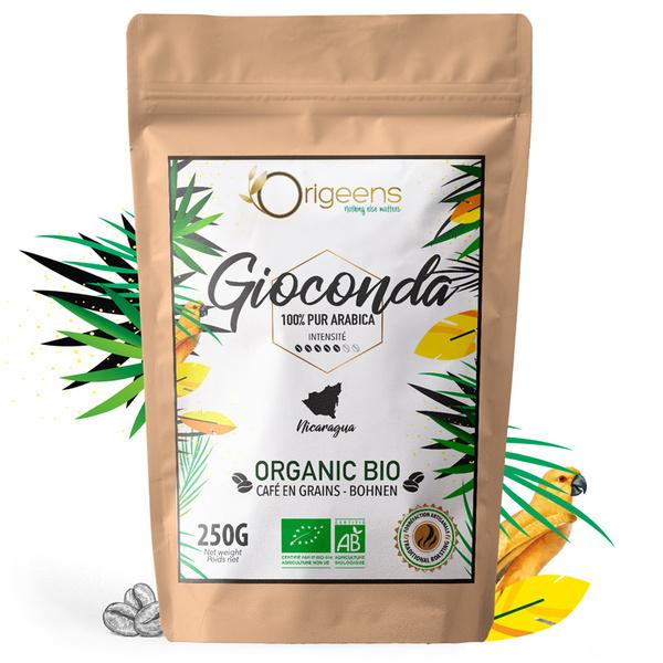 Origeens - Gioconda - 5/7 - Nicaragua - Cafe 250g