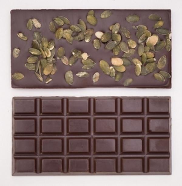 Mon Jardin Chocolaté - Ma tablette bio aux graines
