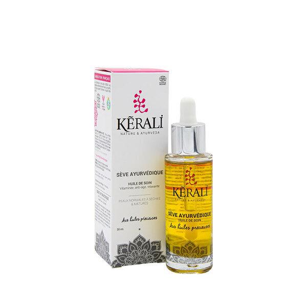 Kerali - SEVE AYURVEDIQUE- Huile de soin, cure de nuit