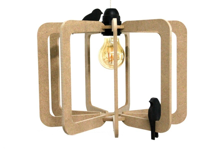 RIF - Suspension Design D30cm BIRD kit noir