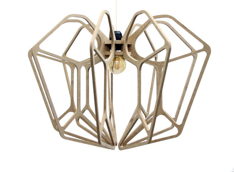 RIF - Suspension Design D54cm DIAMOND Kit bois
