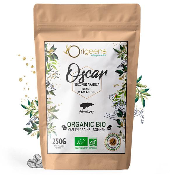Origeens - Oscar - 4/7 - Honduras - Cafe BIO 250g