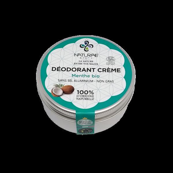 Naturae Bioty - Déodorants crème -50 ml