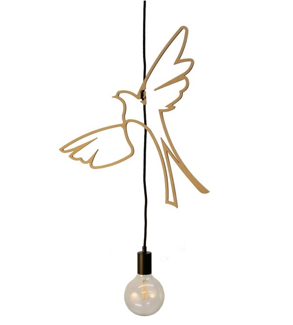 RIF - Suspension Design Birds of paradise 50 cm