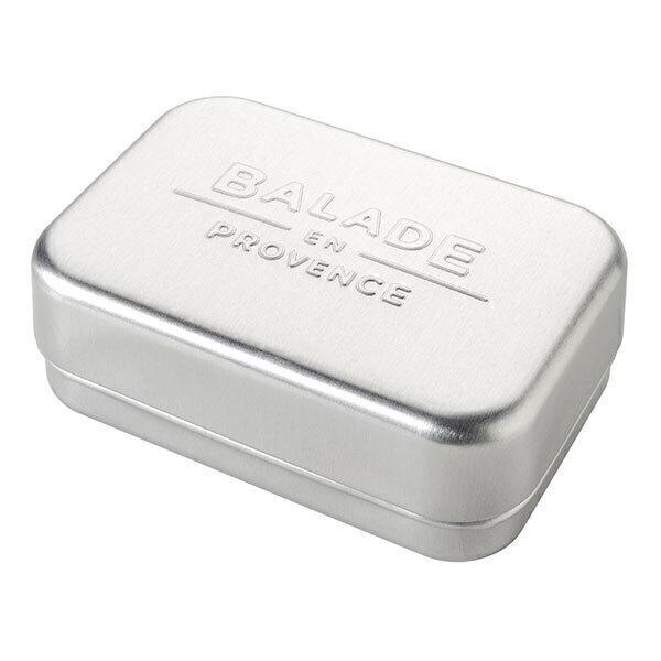 Balade en Provence - Etui de voyage pour savon en aluminium