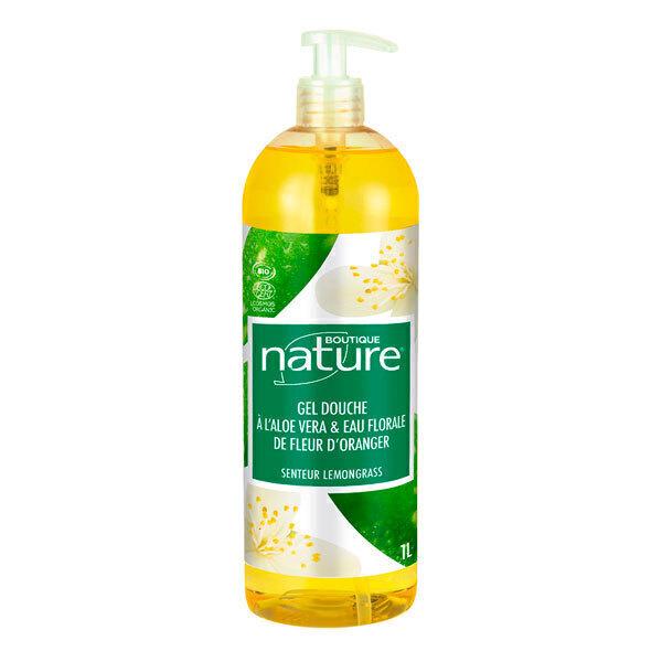 Boutique Nature - Gel douche Lemongrass 1L