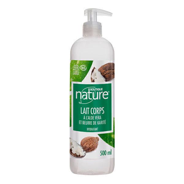 Boutique Nature - Lait corps hydratant 500ml