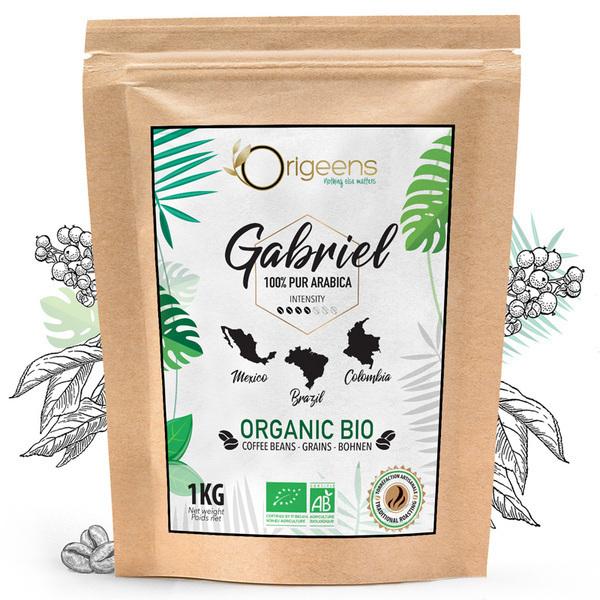 Origeens - Gabriel - 4/7 - Blend - Cafe BIO 1kg