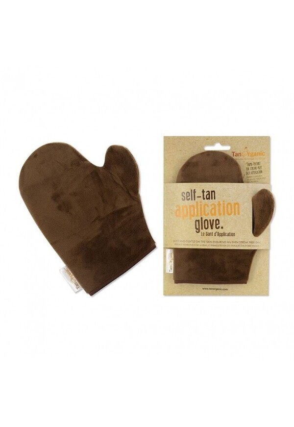 TanOrganic - Gant d'application lotion autobronzante