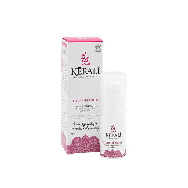 Kerali - La mini Creme HYDRA-PLANTES Creme Regenerante peaux Seches