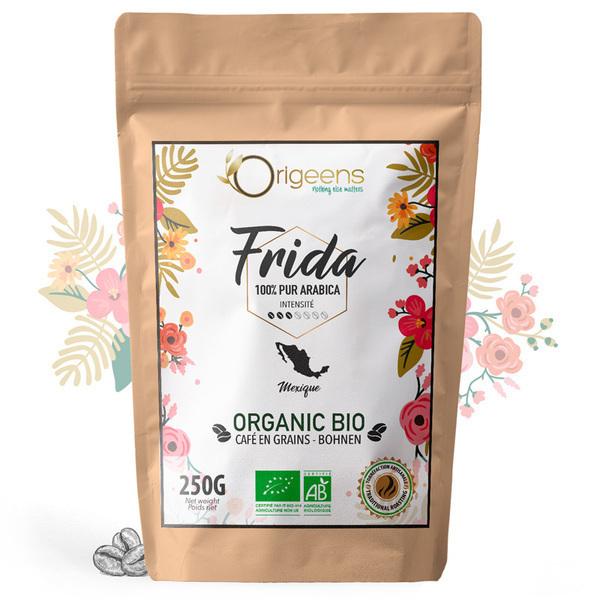 Origeens - Frida - 3/7 - Mexique - Cafe BIO 250g