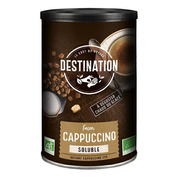 Destination - Cappucino soluble 200g