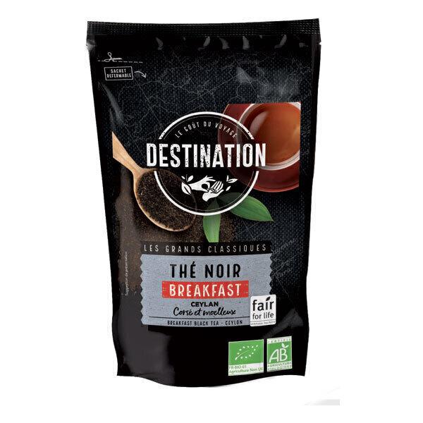 Destination - Thé noir Breakfast Ceylan 200g