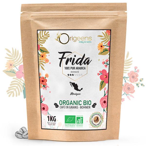 Origeens - Frida - 3/7 - Mexique - Cafe BIO 1kg