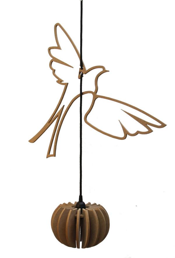 RIF - Suspension Design Birds of paradise Wrecking Ball 50 cm