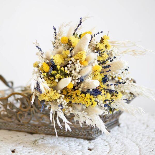 Réconciliation Végétale - Bouquet de fleurs sechees a base de lavande