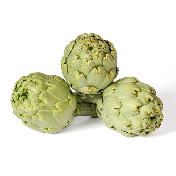 Fruits & Légumes du Marché Bio - Artichaut blanc