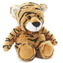 SOFRAMAR - Bouillotte Peluche Naturelle Tigre assis COSY PLUSH