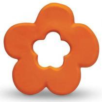 Lanco Toys - Anneau de dentition fleur en caoutchouc naturel