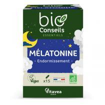 Bio Conseils - Mélatonine 15 gélules
